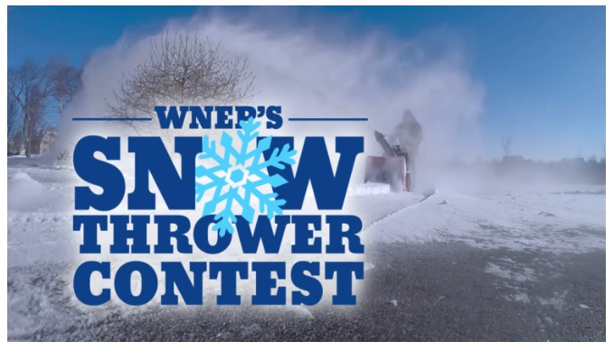 WNEP-TV Snow Thrower Contest